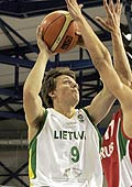 Mantas Ruikis (Lithuania)